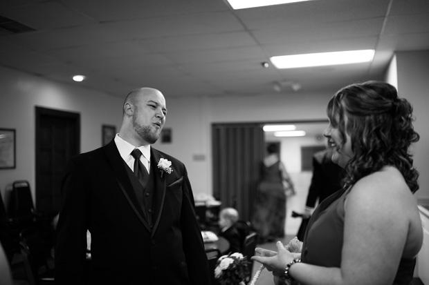 Emily & Josh   wedding in Waterloo, Iowa - Bedford, New ...